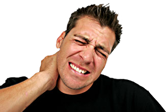 Who hasn't suffered with neck pain?