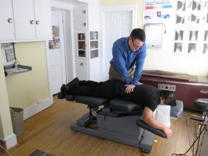 Freehold Chiropractic Adjustment