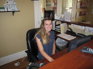 Freehold Chiropractor Front Desk Receptionist Brooke