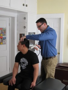 Freehold Chiropractor Impulse Adjusting