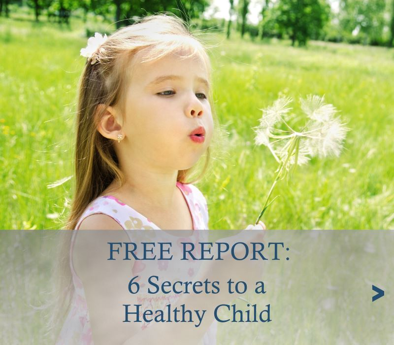 secrets to healthy child