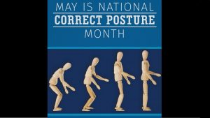 May is Correct Posture Month at Freehold Chiropractor
